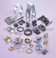 very thin/thick stamping , punching, complicated sheet metal case