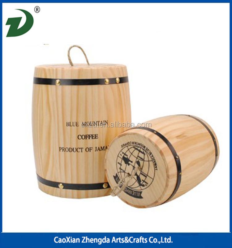 petit tonneau en bois d coration tambours seaux cuves id de produit 60271185145 french. Black Bedroom Furniture Sets. Home Design Ideas
