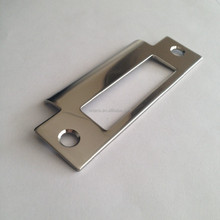 aluminum sliding glass door lock/double door cabinet lock/China door latch armor