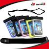 Waterproof Phone Bag 100% Waterproof Bag With Earphone Jack & Arm Band Mobile Waterproof Bag For Samsung