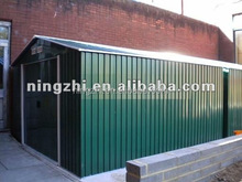 prefab sheds/utility sheds/bicycle outdoor storage