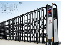 Automatic retractable sliding gate in Excellent Design