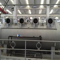 Open-width Knitting Fabric Inspection Machine fabric dyeing machine
