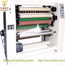 auto Bopp slitting and rewinding machine