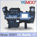 Hp 40 yemoo guangzhou semi- herméticos copeland de pistón tipo abierto baratos de refrigeración del compresor para la venta