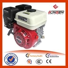 6.5HP single cylinder 4stroke easy start engine used on boat