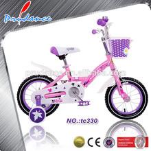 bicicleta niña/chicas en bicicleta