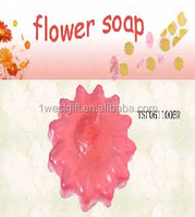 different types of soap,Transparent soap flower (wzFTS009)