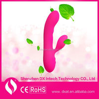 bluetooth dildo vibrator double rabbit vibrator electronic waterproof dildo