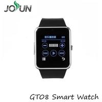 2015 New product cheap smart watch bluetooth phone GT08