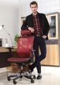 Jns sillas directa fabricante cinco años de garantía 18.6 kg silla de la oficina de apoyo para la espalda
