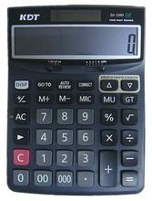 latest check&correct function dual power calculator MJ-120D