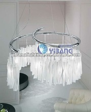 2012 New glass pendant lamp YP122
