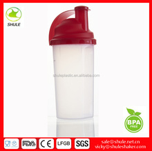 high quality non-toxic plastic sport bottle ideal for both man and women with mesh