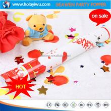 personalized confetti confetti cannon bulk round shaped paper confetti