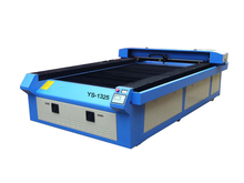 madera ys maquina de corte por laser large truck acrylic rain protecting laser cutting equipments
