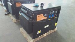 Hot sale honda type 5kw portable silent diesel generator