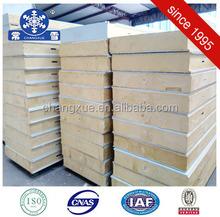roof aluminium sandwich panel installation price