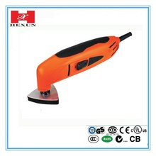 220W electric multifunction 5-1 power tool for polishing sawing scraping filing and cutting
