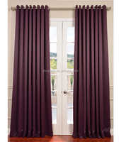 Manual Curtains blackout fabrics curtains curtains make in Guangzhou