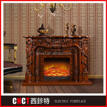 professional modern fireplace backboard with different color