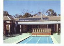 minimise heat loss black Low maintenance Solar pool Water Heater Panel