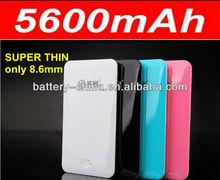 powerbank 5500mah portable usb charger
