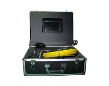 PD-710 Pinpoint pipeline Inspection System with camera and 7 inch Monitor in Real-time Monitoring system
