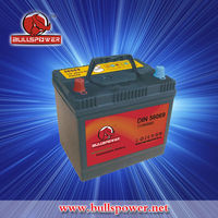 quick start type car battery brand 12v 60ah mf 46b24l s car battery