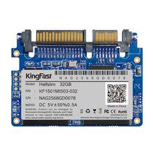 Kingfast 1.8 SATA Half Slim ssd KF1501MIS03-016 16GB half slim