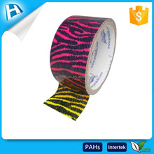 GOOD Beautiful Color Tape With Print Flowers