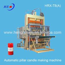 Hrx-t8(A) automatico candela pilastro/chiesa candela che fa la macchina
