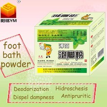Specialized for deodorization&antipruritic Mint Foot bath Powder