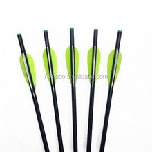 Colorful High Quality Hunting Archery Fiberglass Arrow Shafts for Hunting Target Practice AR3002