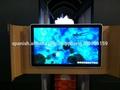 24inch wifi LCD poster de vídeo digital de bucle
