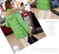 Женские пуховики, Куртки Yuhua , slim fit , YH010