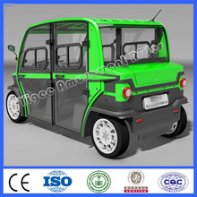 2015 new cheap small electric cars for sale 4 seats mini car