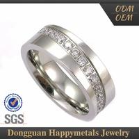 Big Price Drop Classic Design Custom Fit Pt900 Diamond Ring