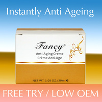 Anti-aging cream serum active concentrate soothing anti-age cream of wrinkle remover