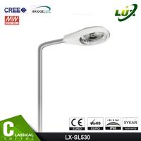 Super bright high quality 40 watts led street light photocell
