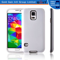 Candy color phone case cover for galaxy s5 for Samsung TPU