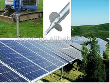 Photovoltaic Solar Panel Mounting Brackets for solar mounting system