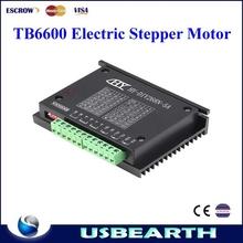 New arrival CNC Single Axis 2 Phase TB6600 Hybrid Stepper Motor Driver 0.2A ~ 5A DC 12 ~ 48V,cnc stepper motor driver kit
