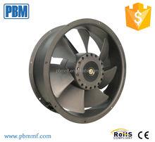 245x89mm mini axial fan blade