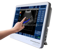 Design hot selling ultrasound machine with color doppler
