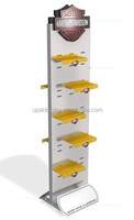 knock down sports storage racks stand shoes display with multiple shelves