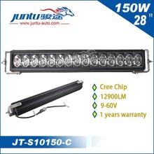 "2015 new 30"" led work light bar, 30 inch led flood light, JT-S10150-C led light bar 150w auto accessories"