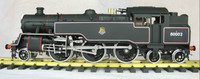 G Scale Brass Live Steam Model - British 4MT (upgraded)