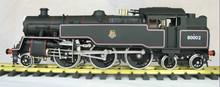G Scale Brass Live Steam Model - British 4MT (upgraded)