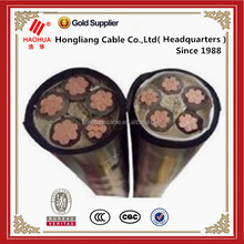 High Quality Low voltage underground cable low smoke halogen free cable